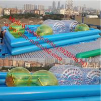 Details of inflatable hamster ball pool inflatable for Cheap deep pools