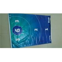 Best Waterproof 510gsm Glossy / Matee PVC Vinyl Banners With Grommets wholesale
