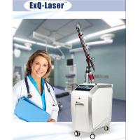 Best Q Switched Nd Yag Laser Pigmentation Removal Machine With 7 Articular Diaphragm Arm wholesale