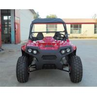 """Best Front And Rear 10"""" Big Tire Gas Utility Vehicles With Chain Drive wholesale"""