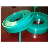 Buy cheap manufacture sell various type pu squeegee blade for screen printing at low from wholesalers