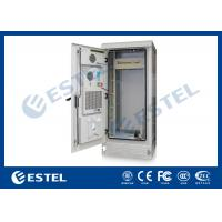 Best Professional PDU IP55 Outdoor Telecom Cabinet Grey Color 1800X900X900 mm wholesale