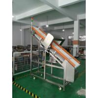 Best Auto Conveyor Metal Detector 4015 for foods inspection  (inclined model with special belt) wholesale
