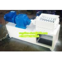 Best ACM-300 micro double shaft shredder wholesale