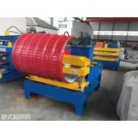 Best Metal Cutting Bending Machine For Roof Eaves Curving 4-6m / Min Working Speed wholesale