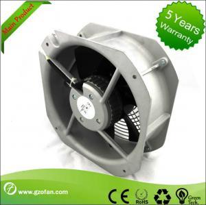 Best 200mm Industrial DC Axial Fan / Air Flow Dc Motor Fan For Ventilation wholesale