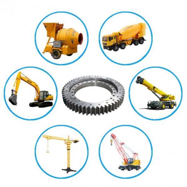 Xuzhou Zhongya Engineering Machinery Manufacturing Co., Ltd. manufacture 01 type slewing ring, turntable bearing