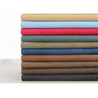 Best 12OZ Washed Cotton Fabric Different Shades Color For Mountaineering Bag wholesale