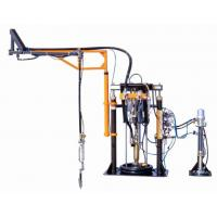 China Pneumatic Silicone Extruder Machine for Double Glazing Second Sealing on sale