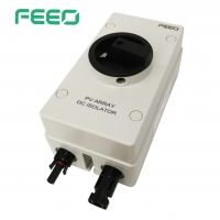 Best Highly Visible Handle 25A IP66 Waterproof Isolator Switch wholesale