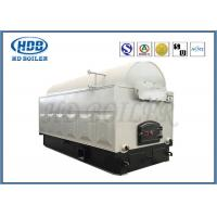 Best Environmentally Friendly Biomass Fuel Wood Chip Steam Boiler Natural Circulation wholesale