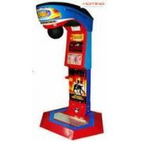 Quality Ultimate Big punch game machine(outfit Coca cola) wholesale