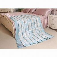 Best 100% bamboo blanket, solid color wholesale
