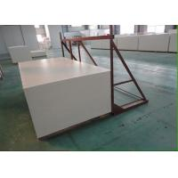 External Durable Wpc Foam Board , High Hardness Lightweight Foam Board