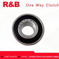 Best high quality R&B brand CSK17 2RS  transmission one way clutch bearings wholesale