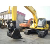 Best PC200 - 6 Second Hand Komatsu Excavator , 19180KG Used Heavy Equipment 132.8HP wholesale