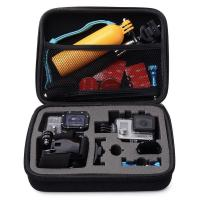 Buy cheap Black Large EVA Camera Collection Carrying Case Portable Nylon Travel Camera Case For GoPro Hero 5 4S 4 3+ 3 2 1 from wholesalers