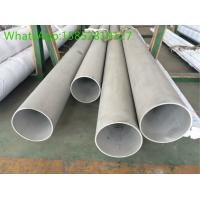 Quality Large Diameter Stainless Steel Pipe Schedule 10 High Temperature Heat Resistance ASTM A213 wholesale