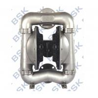 Best Air Operated Dual 3 Inch Diaphragm Pump Large Flow Capacity wholesale