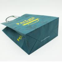 Best Birthday Kraft Custom Printed Paper Bags With Handles Holiday Party Durable wholesale