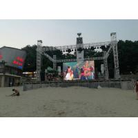Best High definition P5.95 Rental LED Display Outdoor / Event Led Video Wall Screen wholesale