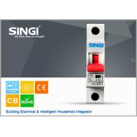 Best Power mini single pole circuit breaker for home with CE / CB Certificate wholesale