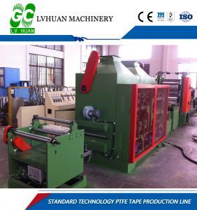China Acid Ressitant PTFE Air Filtration Membrane Machine Automatic Control on sale