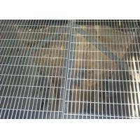 Best Hot Dipped Galvanized Platform Steel Grating Low Carbon Steel Metal Grate Flooring wholesale