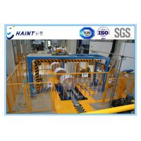 Best Paper Mill Stretch Film Wrapping Machine , Paper Roll Handling Equipment Large Capacity wholesale