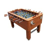 Best Standard 5FT football table classical soccer table with wood handle optional player wholesale