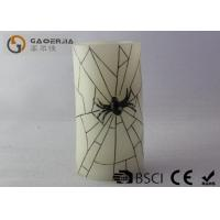 Best Spider Shape Battery Operated Halloween Candles With Remote Control wholesale
