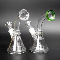 Best 14mm Joint Mini Glass Water Pipe Scientific Glass Bong For Smoking wholesale