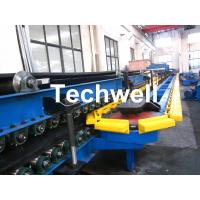 Best Automatic Stacker Double Belt Type Polyurethane Sandwich Panel Forming Machine For Making Roof & Wall Panels wholesale