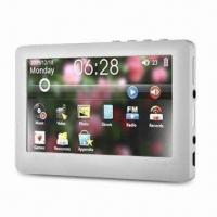 Best 4.3-inch MP5 Player with Touchscreen, TV Out, Play HD 720P Video wholesale