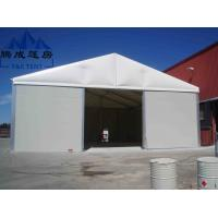 Best Rooftop Large Warehouse Tent Color Printed With Hard Pressed Extruded Aluminum Alloy wholesale