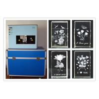 Best Cost - Effective 3D Laser Engraving Machine 1 Galvo / Y / Z Motion Controlled wholesale