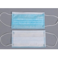 Best 3 Ply Oem Dust Respirator Disposable Sheet Earloop Mask wholesale
