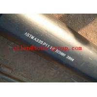 Best ASTM A335 P11 13CrMo44 15CrMo Alloy Steel Pipe 6m / 12m Length wholesale