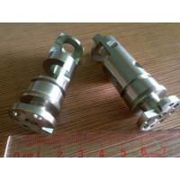 Cheap Aluminum 6061 / 6063, 0.005 - 0.01mm Tolerance 4-Axis CNC Milling for Building for sale