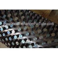 Quality A106 Gr.B SMLS carbon steel gas fired stud tubes support Round / Oval / Pin type wholesale