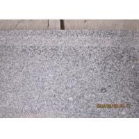 Best G603 Honed Natural Stone Steps Crystal White Granite Stair Treads And Risers wholesale
