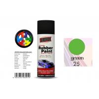 Buy cheap Abrasion ResistanceRemovable Rubber Spray Paint  Head Light Green Color For Car Coating from wholesalers