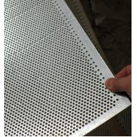 Best Stainless steel  Perforated Sheet Perforated Metal (ceiling/filtration/sieve/decoration/sound insulation) wholesale