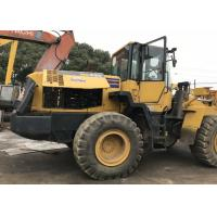 Best Komatsu WA320-5 Second Hand Wheel Loaders 2.7cbm Bucket Capacity Year 2011 wholesale
