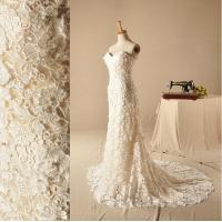 China Full Lace Flower Heart Neckline Wedding Dresses unique bridal wedding gowns on sale