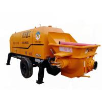 Best Topworld HTB80 Mini Electric Concrete Pump Machine Of Rural Construction wholesale