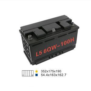 Best FOBERRIA 6 Qw 100H Auto Start Stop Battery 100AH 20HR 850A Yacht Battery wholesale