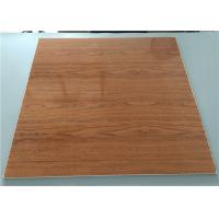 Best Fireproof PVC Ceiling Boards For Interior Ceiling Decoration 595×595 Mm wholesale