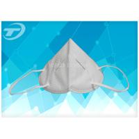 China Customized Size Disposable Surgical Face Mask / White 3 Ply Face Mask on sale