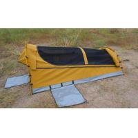 Best 4WD Roof Top Tent Accessories Canvas camping Swag Tent wholesale
